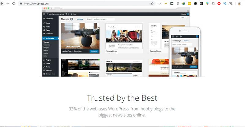 cách tạo 1 trang web bán hàng online xây dựng nd website