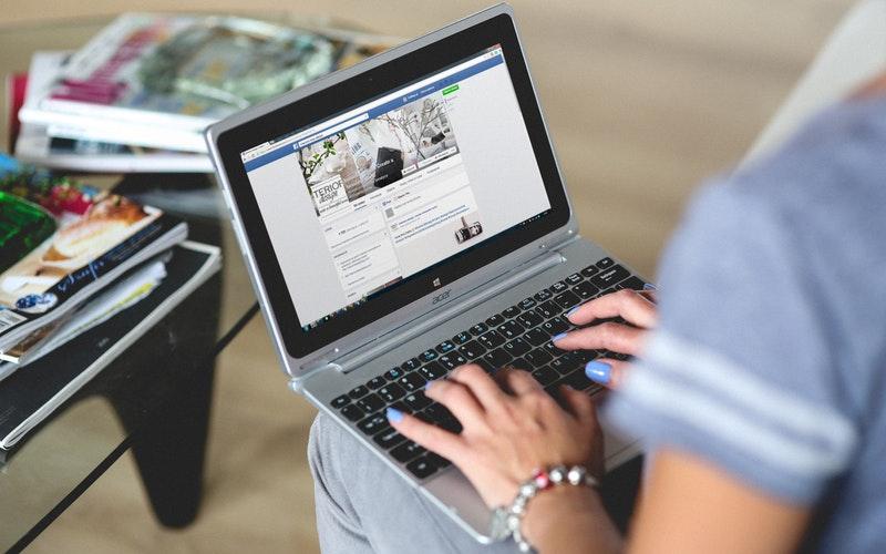 trang bán hàng online phổ biến facebook
