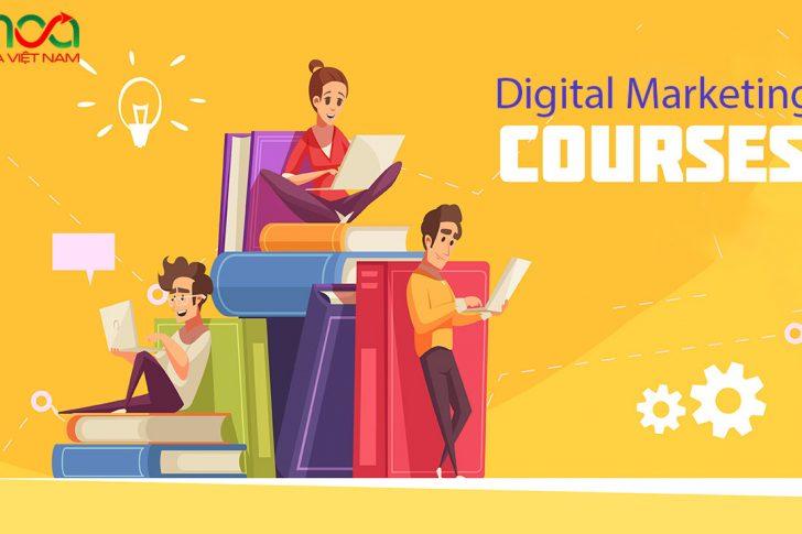 Khóa học Digital Marketing ngắn hạn ở đâu uy tín ?